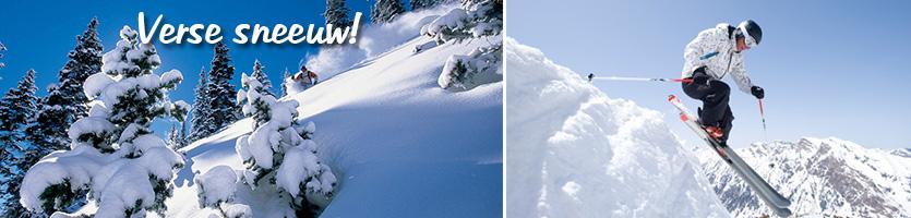 canchansu Verse-sneeuw