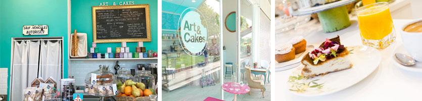 art & cakes
