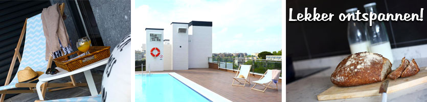urumea pool apartment