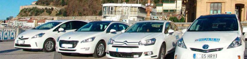 taxi san sebastian