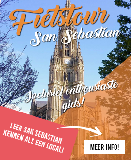 Fietstour San Sebastiaan